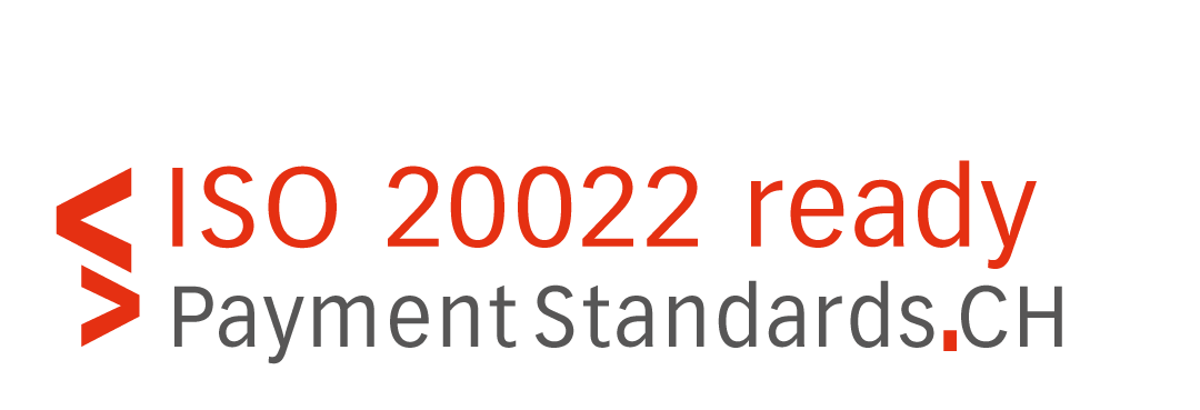 ISO-20022 seal of approval