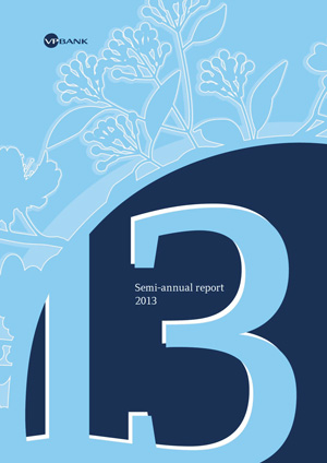 Semi-annual Report 2013